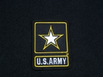 US Army small Star Patch