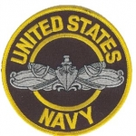 U.S.NAVY (SUR WARFARE ENL) PATCH