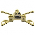 "ARMY,ARMOR (1-1/4"") PIN"