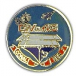 "USS,CORAL SEA (1"") PIN"