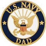 "USN LOGO,DAD (15/16"")"