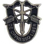 "SPECIAL FORCES ,DE OPPRESSO (MINI) (3/4"") PIN"