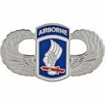 "ARMY,173RD A/B (1-1/4"") WING PIN"