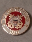 "USCG,LOGO,DAD (15/16"") PIN"