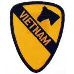 1ST CAVALRY VIETNAM PATCH
