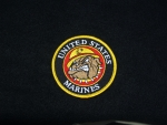 USMC Bulldog Patch