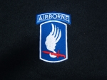 US Army 173rd Airborne Patch