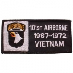 VIET,BDG,USAR,101ST 1967-1972 PATCH