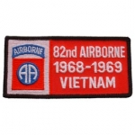VIET,BDG,USAR,082ND 1968-1969 PATCH