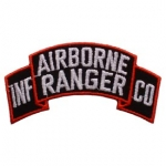 ARMY,TAB,A/B-RANGER PATCH