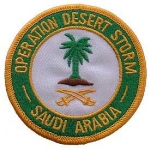 OPERATION DESERT.STORM,SAUDI- ARABIA