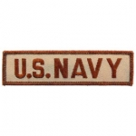 USN,TAB,US.NAVY (DESERT) PATCH
