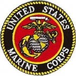 USMC Marine Patch (logo 03)