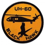 HELICOPTER,UH-60 BLK HAWK