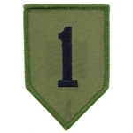 ARMY,001ST INF.DIV. (SUBDUED)
