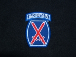 US Army 10th Mountain Div