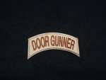 US Army Door Gunner Tab
