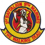 USMC,THE WALKING DEAD