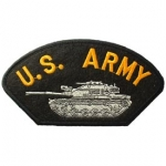 ARMY,HAT,TANK PATCH