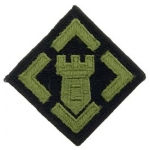 US Army 20th Eng Bde Subdued patch