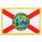 FLORIDA (FLAG) PATCH