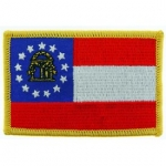 GEORGIA (FLAG) NEW PATCH