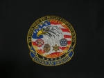 American Hero's patch