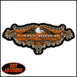 """Lady Rider"" Patch 10""WIDE 4""HIGH PATCH"