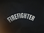 Firefighter Top Rocker