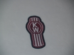 KENWORTH  SMALL SIZE PATCH