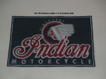 INDIAN MOTORCYCLE PATCH LG