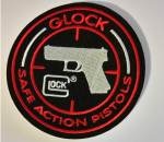 Glock Round patch