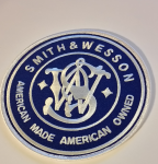 Smith and Wesson Patch