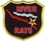 RIVER RATS REG PATCH