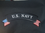 US Navy Top Rocker