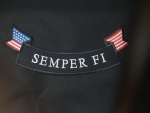 Semper Fi Bottom Rocker