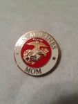 US Marine Corp Mom Lapel / Hat Pin